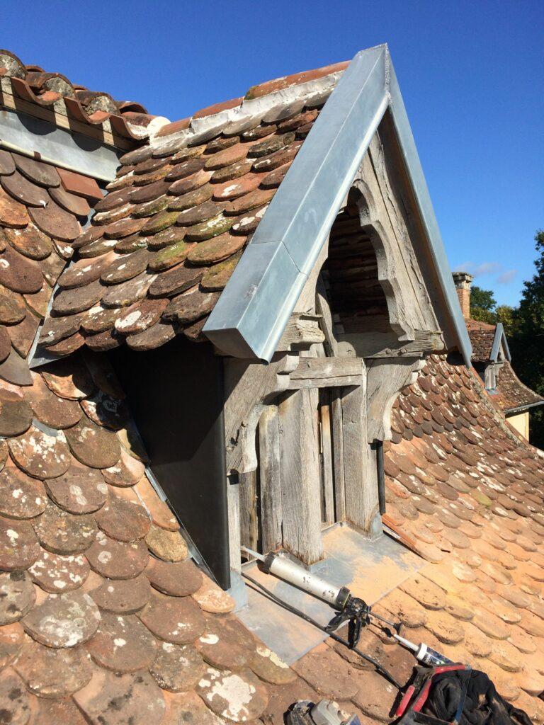 Ouvrages-divers-Lucarnes à Candresse-37